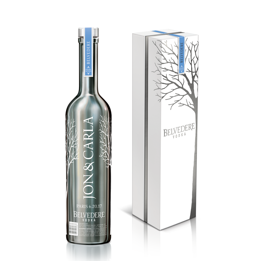 Belvedere Bespoke + Gift Box