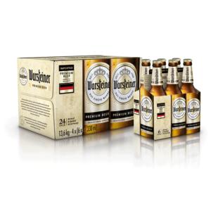 Warsteiner - Bere sticla 0.33l - 6 pack