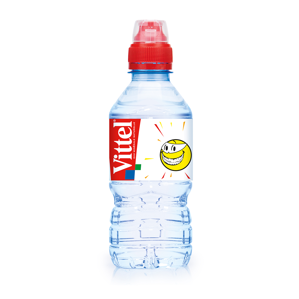 Vittel Smiley pet 0.33l