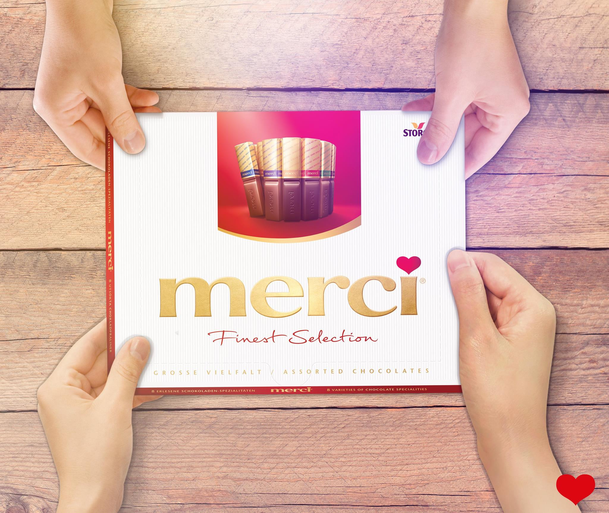 merci cover